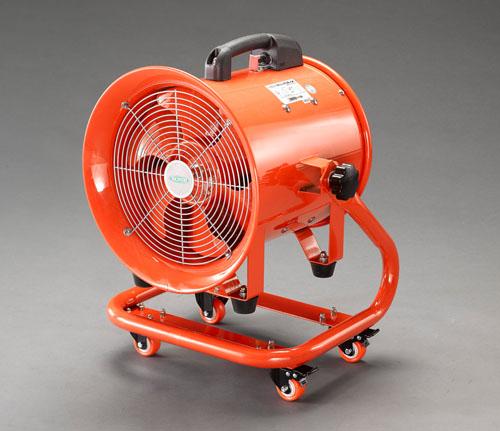 エスコ(ESCO) AC100V/707W/φ510mm ダクトファン EA897NA-5