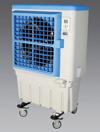 エスコ便利カタログNo.49:1896P掲載 エスコ(ESCO) AC100V・325W 大型冷風機(気化式) EA897TA-1