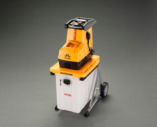 エスコ(ESCO) AC100V/1450W ガーデンシュレッダー(電動) EA898S-1