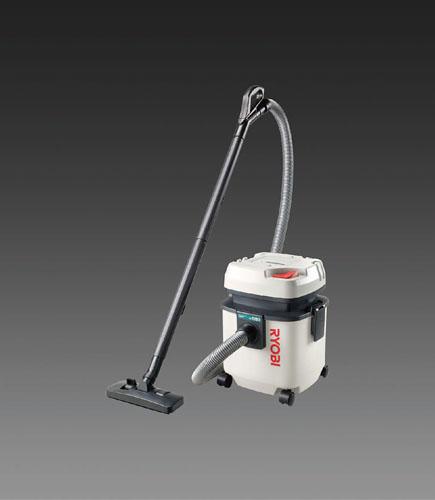 エスコ(ESCO) AC100V/1150W 掃除機(乾湿両用) EA899AR-2A