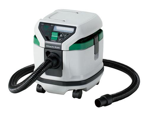 エスコ(ESCO) AC100V/1140W/15L 乾湿兼用掃除機(工具連動 EA899HS-4A
