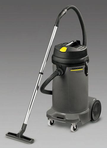 エスコ(ESCO) AC100V/1150W/48.0L 乾湿両用掃除機 EA899KS-34