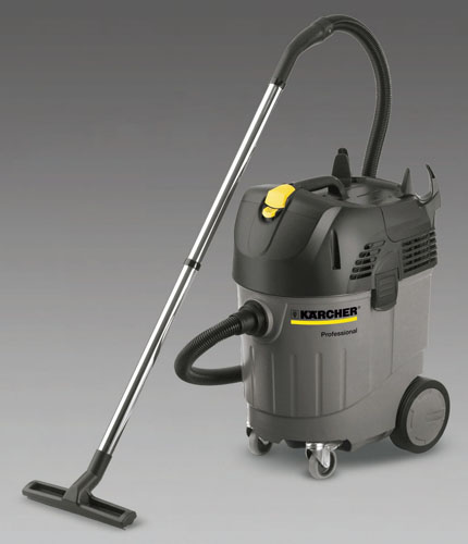 エスコ(ESCO) AC100V/1300W/45.0L 乾湿両用掃除機 EA899KS-60