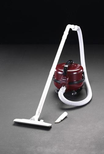 エスコ便利カタログNo.49:839P掲載 エスコ(ESCO) AC100V/1050W/4.0L 業務用掃除機 EA899MK-10