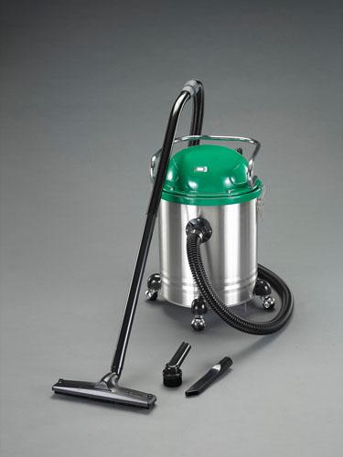 エスコ(ESCO) AC100V/50L 乾式掃除機(微粒塵・粉体回収用) EA899NB-50