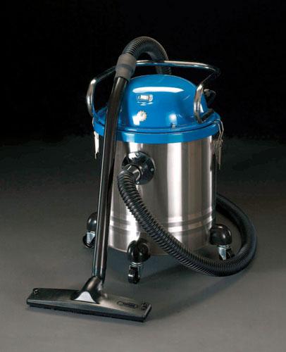 エスコ(ESCO) AC100V/1050W/30.0L 乾湿両用掃除機 EA899NS-30