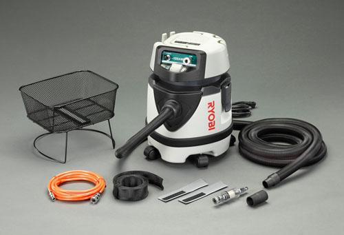 エスコ(ESCO) 1150W/12L 乾湿両用掃除機 EA899RS-11