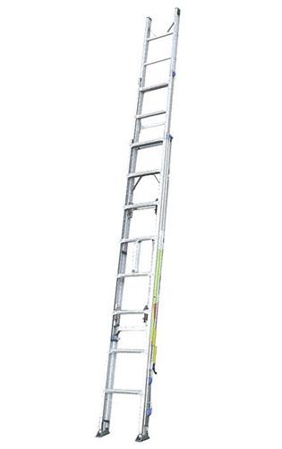 【在庫あり】 EA902NC-8:工具屋のプロ 三連はしご(アルミ製) 店 【直送】【】エスコ(ESCO) 3.34-7.95m-DIY・工具