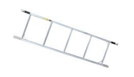 【直送】【代引不可】エスコ(ESCO) [EA905DF-101用] 連結手すり(ブリッジ部) EA905DF-104