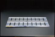 【直送】【代引不可】エスコ(ESCO) 0.30x1.82m/0.5ton ブリッジ(アルミ製) EA905MG-1