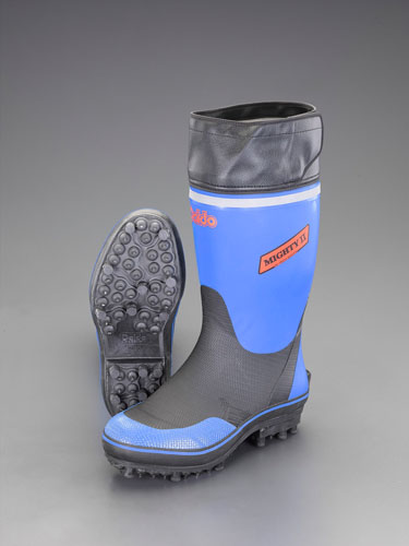 エスコ(ESCO) 26.5cm 長靴(スパイク底) EA910MA-26.5