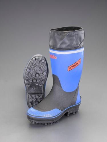 エスコ(ESCO) 27.0cm 長靴(スパイク底) EA910MA-27