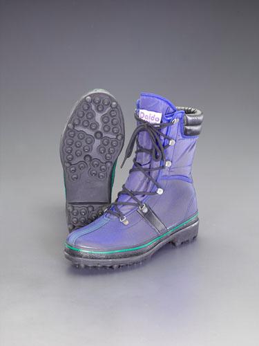 エスコ(ESCO) 27.0cm 長靴(スパイク底) EA910MD-27
