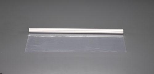 エスコ(ESCO) 915x0.3mmx10m 透明フィルム(非塩ビ製) EA911AG-203
