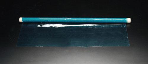 エスコ(ESCO) 915x0.5mmx10m [PVC製]フィルム(ライトブルー) EA911AG-39