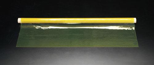 エスコ(ESCO) 915x0.8mmx10m [PVC製]フィルム(イエロー) EA911AG-47