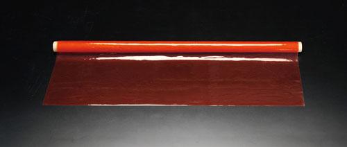 エスコ(ESCO) 915x0.8mmx10m [PVC製]フィルム(オレンジ) EA911AG-55