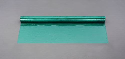 エスコ(ESCO) 915x0.5mmx10m [PVC製]フィルム(グリーン) EA911AG-86