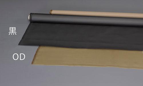 エスコ(ESCO) 1.17x5m/0.6mm ナイロンシート(裏面PUコート/OD) EA911AS-11