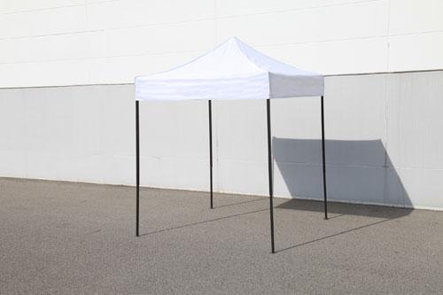 エスコ(ESCO) 2.0x2.0m 四脚テント(白色) EA915-42