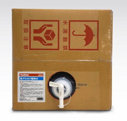 エスコ(ESCO) 20L 電解水(強アルカリ性/脱脂・除菌・抗菌・洗浄) EA922A-30