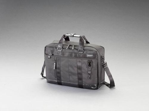 エスコ(ESCO) 440x310x140mm ビジネバッグ (リュック兼用) EA927AW-43