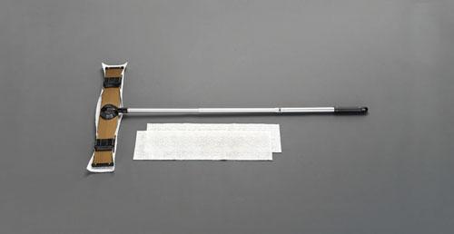 エスコ(ESCO) 630x610-1300mm 伸縮式ダスターハンドルキット EA928AS-62