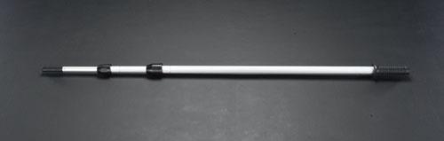 エスコ(ESCO) 2.17-6.00m 伸縮ハンドル EA928C-14