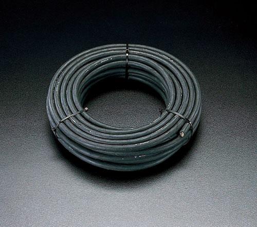 エスコ(ESCO) 600V/20A/30m ゴムキャブタイヤ ケーブル(3芯) EA940AG-30A