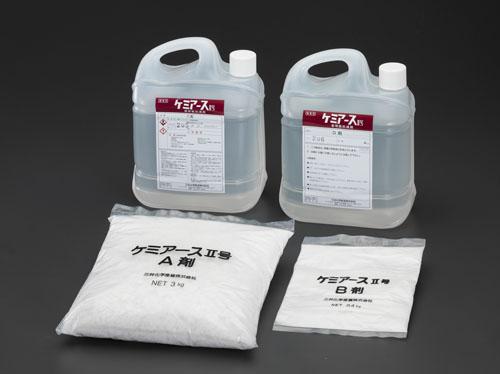 エスコ(ESCO) 30Lタイプ 接地抵抗低減剤(ケミアース) EA940AS-100