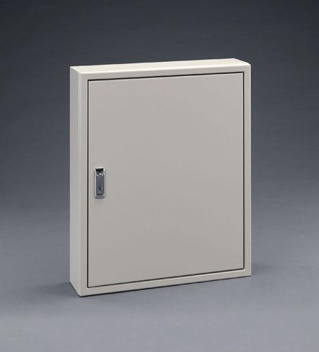 エスコ(ESCO) 300x120x400mm 盤用キャビネット(屋内用・片扉) EA940CZ-1