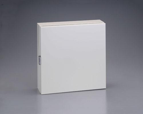 エスコ(ESCO) 500x200x500mm 盤用キャビネット(屋内用・ラッチ式) EA940CZ-109