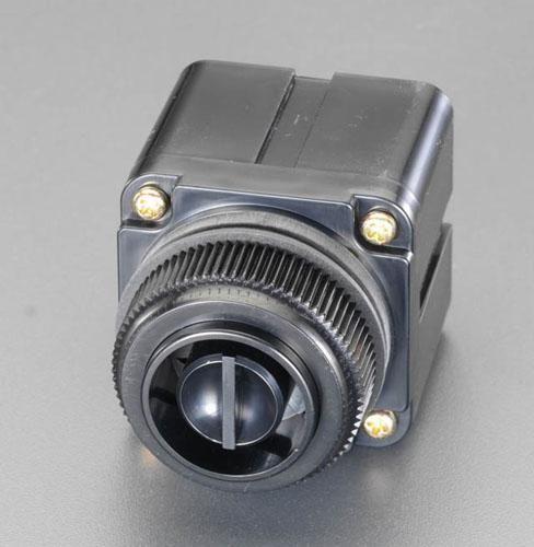 エスコ(ESCO) DC 24V/30mm用 盤用音調ブザー EA940DD-57
