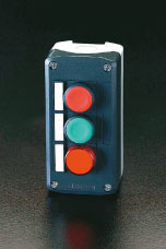 エスコ(ESCO) 1a/1bx2/3点 コントロールボックス EA940DF-42