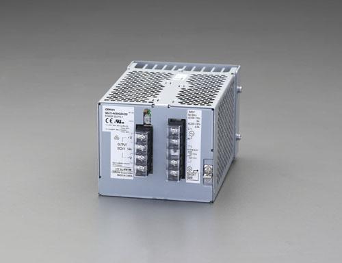 エスコ(ESCO) DC 5V/100W スイッチングパワーサプライ(レール取付) EA940DN-68
