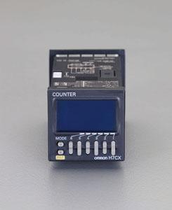 エスコ(ESCO) 電子カウンター(ソケットタイプ) EA940LJ-2