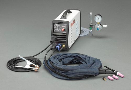 エスコ(ESCO) 単相100・200V インバーターTIG溶接機 EA315MC-1A