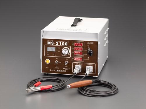 エスコ(ESCO) AC100V/15A 溶接スケール除去器 EA315MS-2A