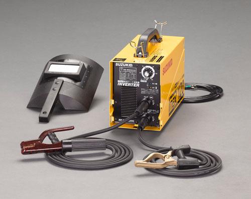 エスコ(ESCO) 単相100V・200V兼用 インバーター直流溶接機 EA315SE-1