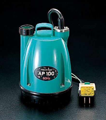 エスコ(ESCO) AC100V/100W(50Hz)/25mm 水中ポンプ EA345HG-50