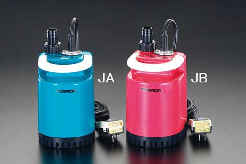 エスコ(ESCO) AC100V/50W(50/60Hz)/15mm 水中ポンプ EA345JA