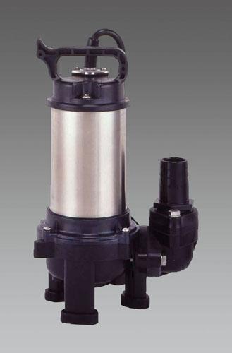 エスコ(ESCO) AC100V(50Hz)/40mm 水中ポンプ(汚物混入用) EA345JX-50