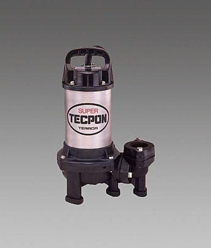エスコ(ESCO) AC100V(50Hz)/50mm 水中ポンプ(汚物混入用) EA345JZ-50