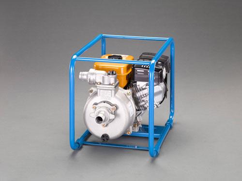 エスコ(ESCO) 2.7 PS/40mm エンジンポンプ(4サイクル) EA345K-13