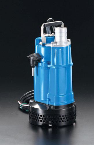 エスコ(ESCO) 三相200V/750W(50Hz)/50mm 水中ポンプ(オート) EA345RJ-50