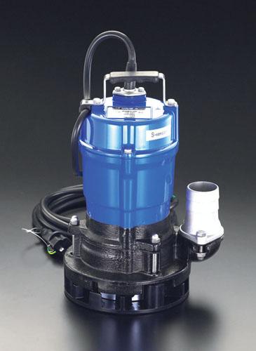 激安直営店 水中ポンプ(一般工事用) EA345RY-60:工具屋のプロ 店 エスコ(ESCO) AC100V(60Hz)/50mm-DIY・工具