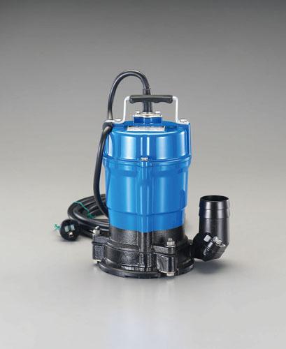 エスコ(ESCO) AC100V(60Hz)/50mm 水中ポンプ(低水位) EA345RZ-60