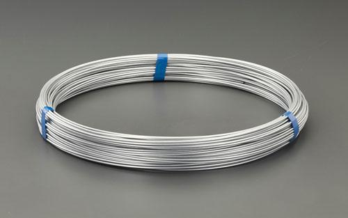 エスコ(ESCO) 4.0mmx250m/#8 鉄線(25kg) EA951AM-240