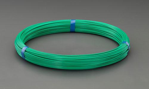 エスコ(ESCO) 2.6mmx1000m/#12 カラー鉄線(25kg) EA951AN-226