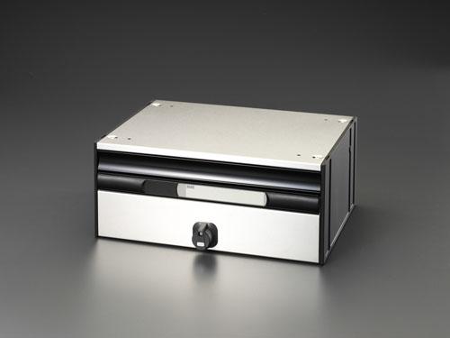エスコ(ESCO) 280x360x150mm ポ ス ト EA951FC-1A